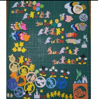 クマノプーサン(くまのプーさん)の夏物sale様専用 Disneyモチーフプーさん中心セット200枚➕αおまけ付き(アルバム)