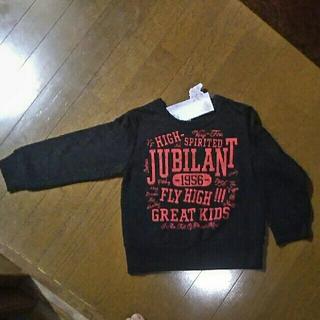 ニシマツヤ(西松屋)のトレーナー100㎝(Tシャツ/カットソー)