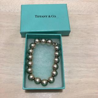 ティファニー(Tiffany & Co.)のtiffany ボールブレスレット(ブレスレット/バングル)