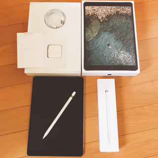 iPad - iPad Pro 10.5 Wi-fi 64GB、Apple Pencil
