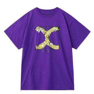 エックスガール(X-girl)のジョジョ エックスガール(Tシャツ(半袖/袖なし))