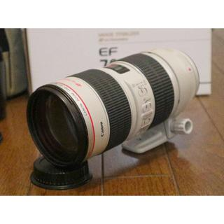 Canon - EF70-200mm f2.8L IS USM 中古