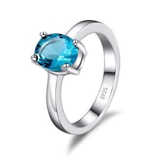 AAAランク ダイヤモンドcz 15号 リング 指輪(リング(指輪))