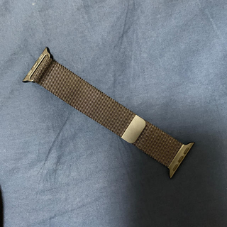 Apple Watch - ミラネーゼループ ブラック Apple Watch 38mm 純正