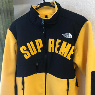 Supreme - supreme the north face Denali Fleece S