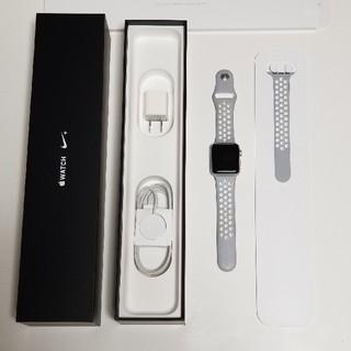 Apple Watch - Apple Watch series2 NIKE 38mm