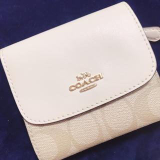 コーチ(COACH)のCOACH 三つ折財布(折り財布)
