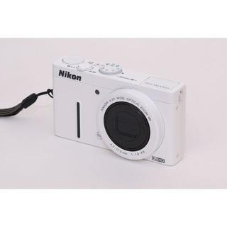 Nikon - ニコン Nikon Coolpix P310/ホワイト/おまけ付き/中古良品