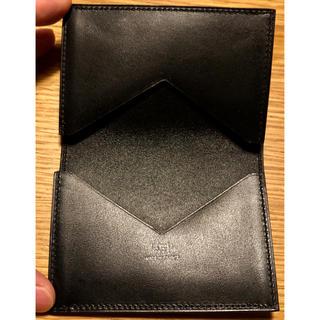 Hermes - 極上ボックスカーフ エルメス カードケース 名刺入れ メンズ レディース レザー