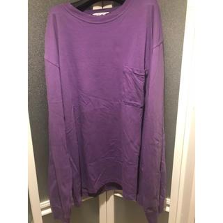 アンユーズド(UNUSED)のunused アンユーズド ロンT(Tシャツ/カットソー(七分/長袖))
