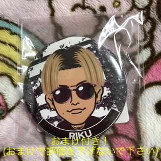 THE RAMPAGE - RIKU缶バッチ