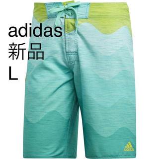 アディダス(adidas)のadidas アディダススイミングウェア WAVE ショーツ クラシックレングス(水着)