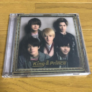 king&prince アルバム 初回B盤 キンプリ