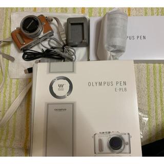 OLYMPUS - OLYMPUS PEN E-PL8 ブラウン