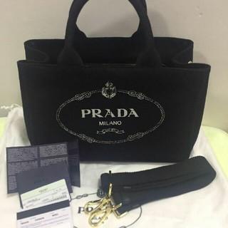 PRADA - 新品未使用 PRADA カナパ 2WAY トートバッグ