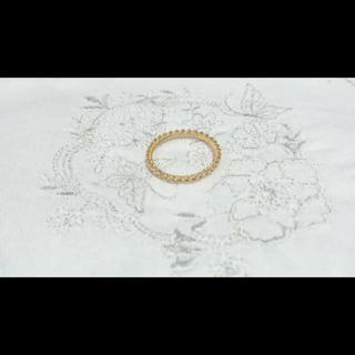 アガット(agete)のagete アガット 廃盤商品 バブルリング(リング(指輪))
