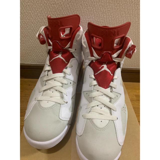 NIKE(ナイキ)のNIKE AIR JORDAN 6 メンズの靴/シューズ(スニーカー)の商品写真