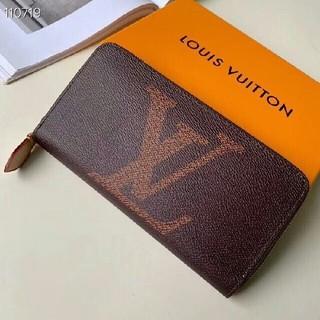 ルイヴィトン(LOUIS VUITTON)のLOUIS VUITTON ルイヴィトンの人気 長財布 19ss(長財布)
