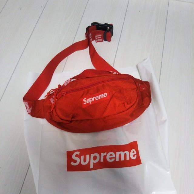 Supreme(シュプリーム)のSupremeウエストポーチ メンズのバッグ(ウエストポーチ)の商品写真