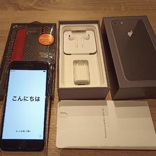 iPhone - iPhone8 64GB au版 使用5日間 Simロック解除済み