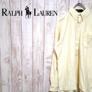 ポロラルフローレン(POLO RALPH LAUREN)の【01-130】ポロラルフローレン プルオーバー オックスフォードシャツ 刺繍(シャツ)