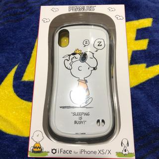 iFace スヌーピー iphone XS / X