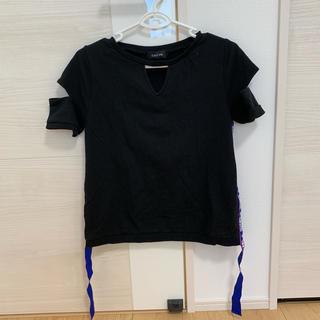 アンビー(ENVYM)のアンビー 夏素材トレナー(カットソー(半袖/袖なし))