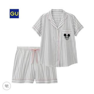 GU ミッキーパジャマ Sサイズ