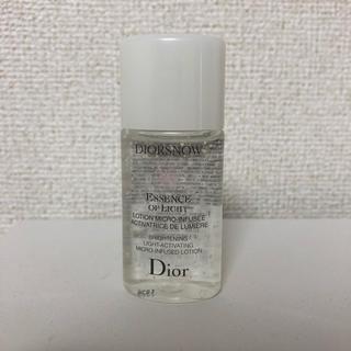 Dior - ディオール スノー 化粧水