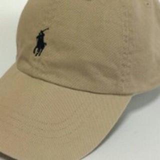 ポロラルフローレン(POLO RALPH LAUREN)の新品ポロ ラルフローレン CAP(キャップ)