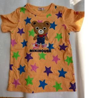 ミキハウス(mikihouse)の美品 ミキハウス Tシャツ プッチー 110(Tシャツ/カットソー)