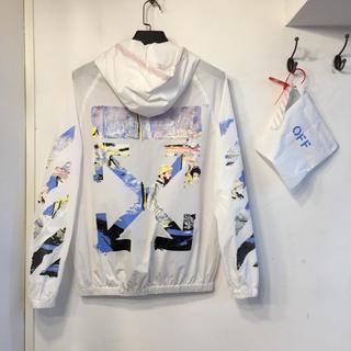 OFF-WHITE - OFF WHITE 日焼け防止服