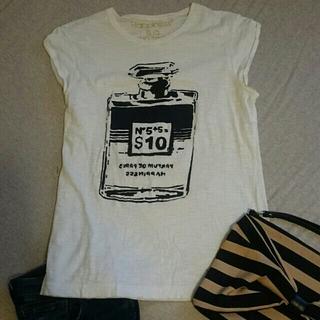 アングローバルショップ(ANGLOBAL SHOP)のTRZさま専用☆Tシャツ&クラッチバッグ(Tシャツ(半袖/袖なし))