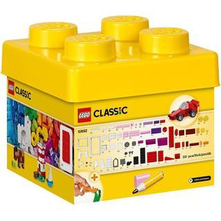 【新品★美品】レゴ クラシック 黄色のアイデアボックス