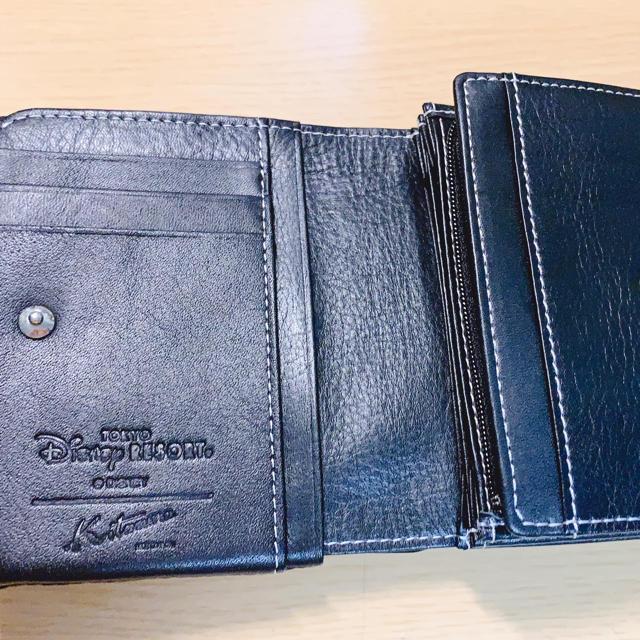 Disney(ディズニー)の折りたたみ財布 ディズニー レディースのファッション小物(財布)の商品写真