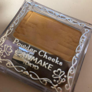 キャンメイク(CANMAKE)のCANMAKE パウダーチークス PW40(チーク)