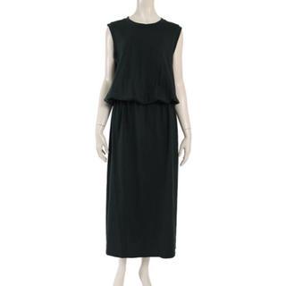 ENFOLD - ENFOLDライトディオラマ天竺 タンクドレス ワンピース36