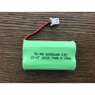 ニッケル水素充電池 Ni-MH 900mAh 2.4V