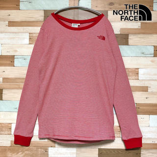 THE NORTH FACE - ♕♛✨新品未使用タグ付き THE NORTH FACE ボーダーロンT✨♛♕