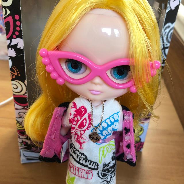 HYSTERIC MINI(ヒステリックミニ)のヒスミニコラボミディブライス キッズ/ベビー/マタニティのおもちゃ(ぬいぐるみ/人形)の商品写真