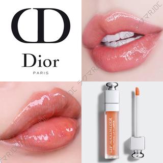 Dior - 【新品箱なし】ディオール アディクト マキシマイザー #004 コーラル