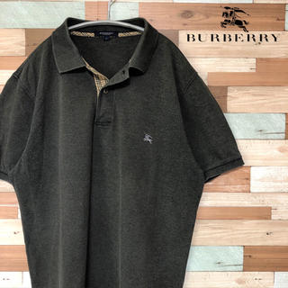 ♕♛✨BURBERRY LONDON ポロシャツ✨♛♕