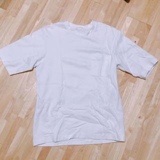 GU - GU ビッグシルエットTシャツ  白 ホワイト
