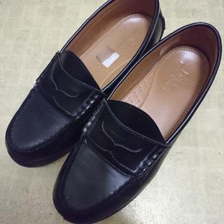 POLO RALPH LAUREN - jk 靴 制服 ローファー中古