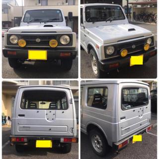 スズキ(スズキ)のジムニー JA11-V 車検付き・社外キーレスエントリー(車体)