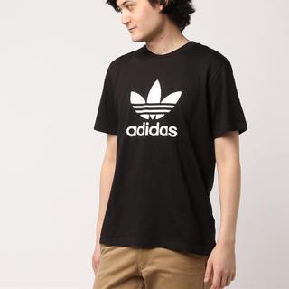 アディダス(adidas)のadidas Tシャツ(Tシャツ/カットソー(半袖/袖なし))