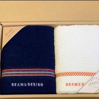 BEAMS - 【新品】BEMS  フェイスタオルセット(箱無し発送)