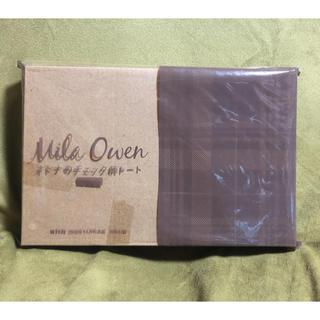 ミラオーウェン(Mila Owen)のトートバック ミラ オーウェン(トートバッグ)