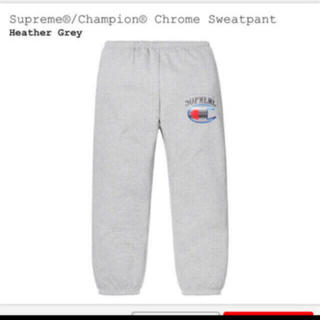Supreme - Supreme Champion Chrome Sweatpants