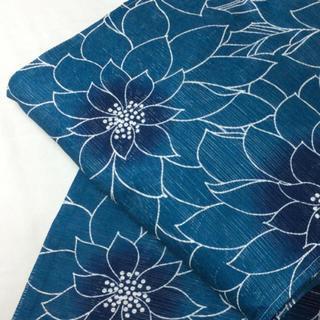 呉服問屋セレクト❗️綿絽 仕立て上がり浴衣 単品❗️